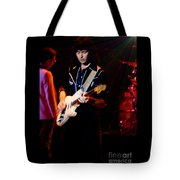 Ritchie Blackmore Super Nova Lighting Effect - Oakland Auditorium 1979 Tote Bag