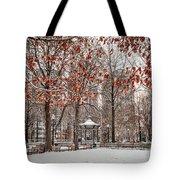 Rittenhouse Snowscape Tote Bag