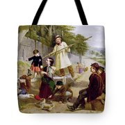Rivals To Blondin Tote Bag