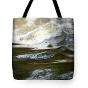 River Aux Sables, Ontario, May 2015 Tote Bag