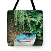 River Avon Boat Tote Bag