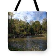 River Bends Tote Bag