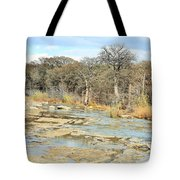 River Bottom Tote Bag