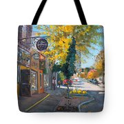 River Coyote Gallery Mississauga Tote Bag
