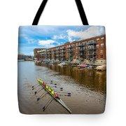 River Cruis'n Tote Bag