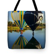River Dance Tote Bag
