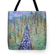 River Dayz Tote Bag