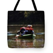 River Float Tote Bag