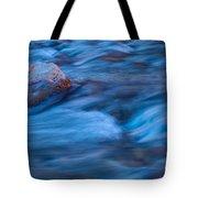 River Flows Tote Bag