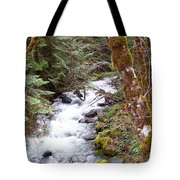 River For Your Thoughts Tote Bag