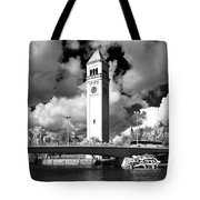 River Front Park Spokane Tote Bag
