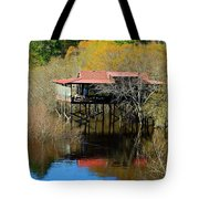 River House Tote Bag