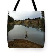 River Life Tote Bag