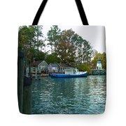 River Marker Light Tote Bag