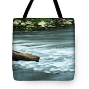 River Motion Tote Bag