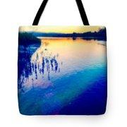 River Musing Tote Bag