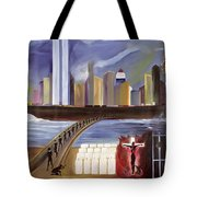 River Of Babylon  Tote Bag