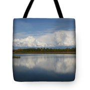 River Of Clouds Tote Bag