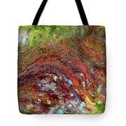 River Of Color Tote Bag
