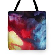 River Of Dreams 2 By Madart Tote Bag by Megan Duncanson