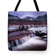 River Of Glass Tote Bag