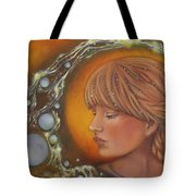 River Of Truth Tote Bag