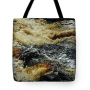 River On The Rocks Tote Bag