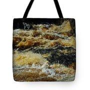 River On The Rocks IIi Tote Bag