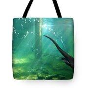 River Otter Swim Tote Bag