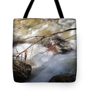 River Rapids Tote Bag