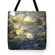 River Ripples Tote Bag