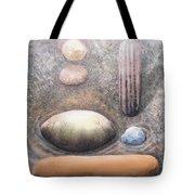 River Rock 1 Tote Bag