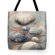 River Rock 2 Tote Bag