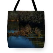 River Rock Island Tote Bag