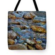River Rocks Tote Bag