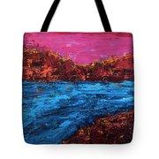 River Run Tote Bag