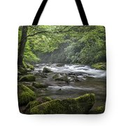 River Runs Free. Tote Bag