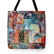 River Street Tote Bag