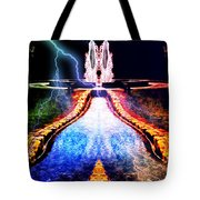 River To Eternity  Tote Bag