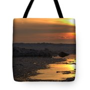 River To The Sun 2 Tote Bag