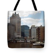 River View Tote Bag