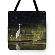 River Wader Tote Bag