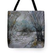 River Watercolor 711082 Tote Bag