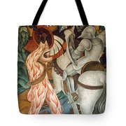 Rivera: Cuernavaca Tote Bag