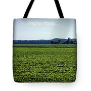 Riverbottom Farms Tote Bag by Cricket Hackmann