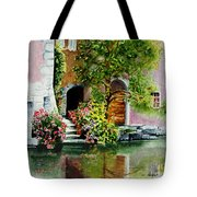 Riverfront Property Tote Bag