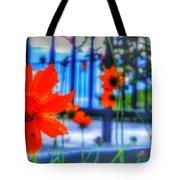 Riverhouse Flowers Tote Bag