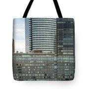 Riverhouse, One Rockefeller Park At 2 River Terrace In Battery Park City Tote Bag