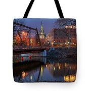 Riverplace Minneapolis Little Europe Tote Bag