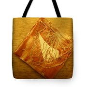 Rivers - Tile Tote Bag